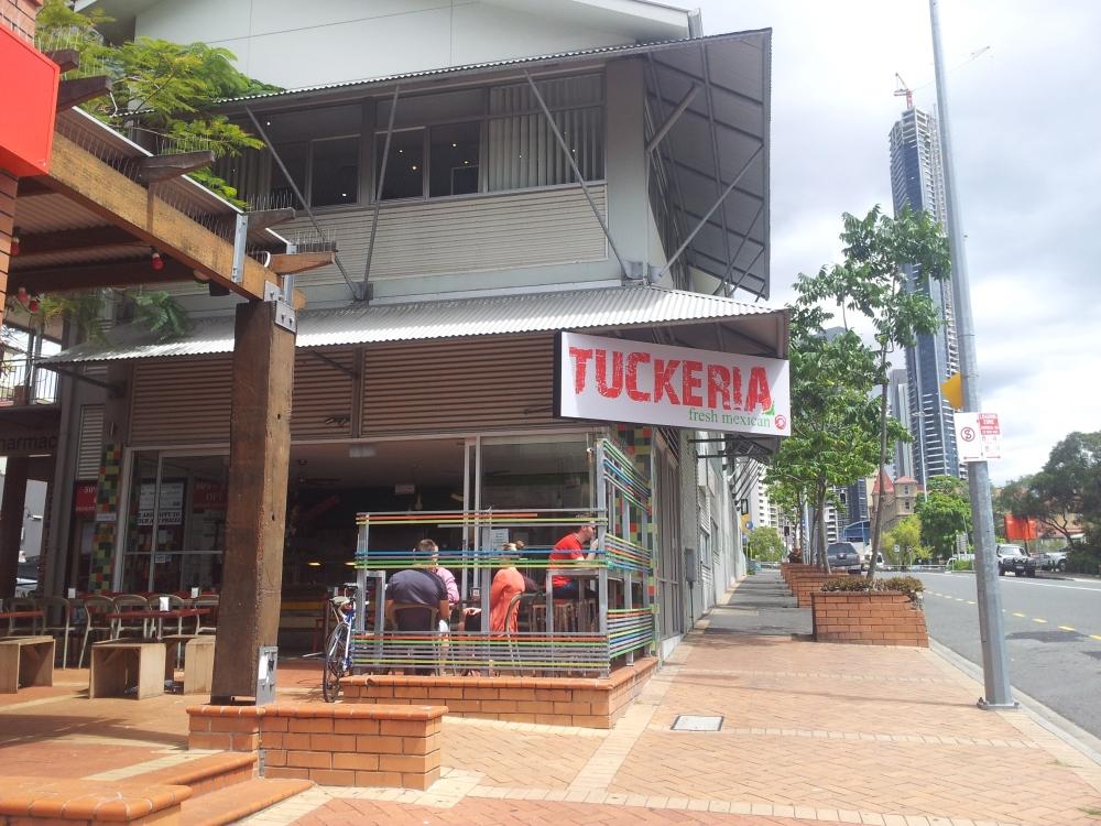Tuckeria, Central Brunswick Plaza