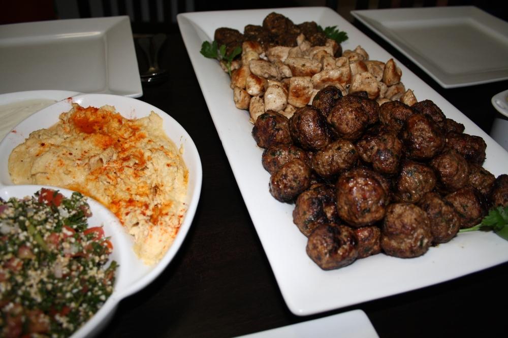 Lebanese Pick Plate