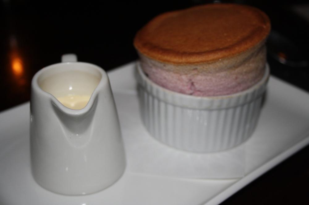 dessert souffle