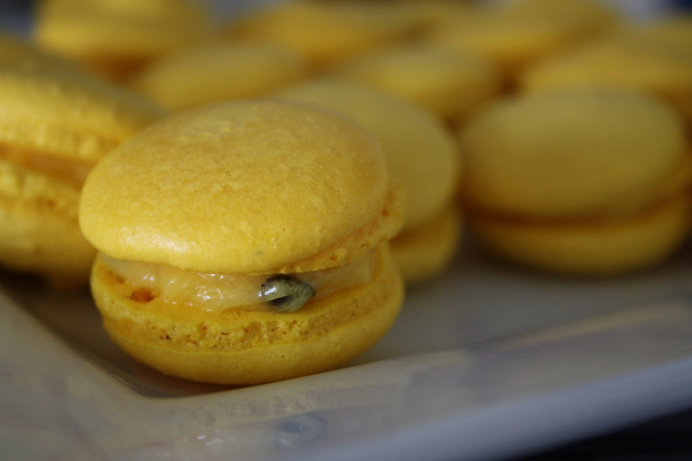 adriano zumbo passionfruit macarons kit