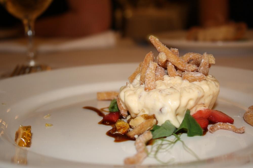 dessert tartufo