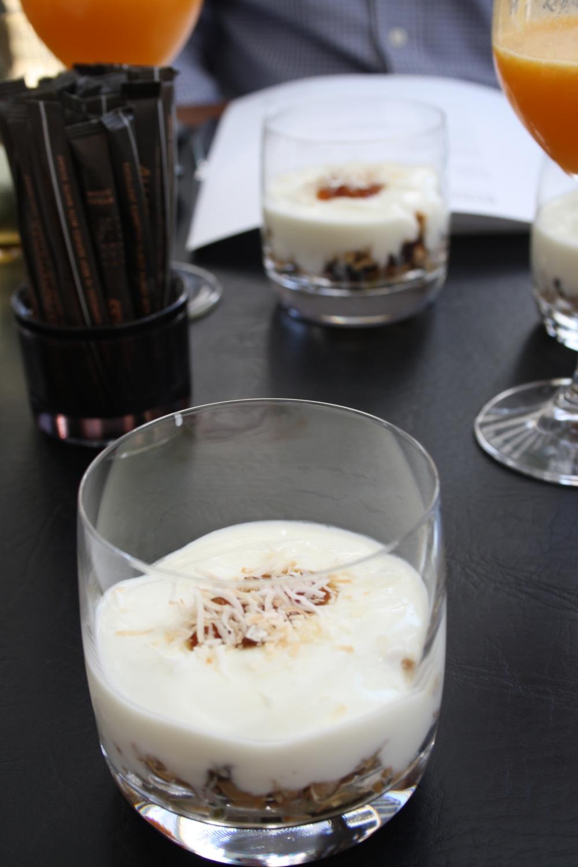 bistro one eleven yoghurt