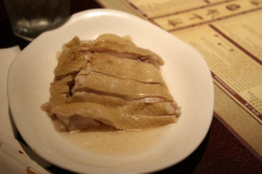 drunken chicken new shanghai