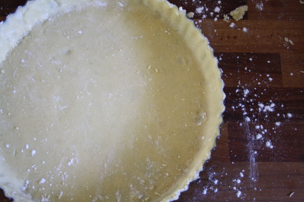 gluten free pate sucree